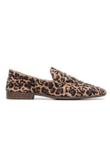 Unisa durito loafers leopard