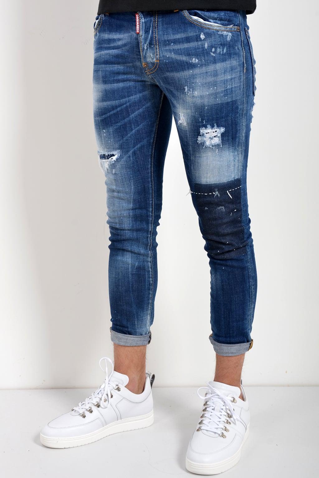 Beste Dsquared skinny jeans koop je online bij Kellyjeans   Kellyjeans.nl ND-91