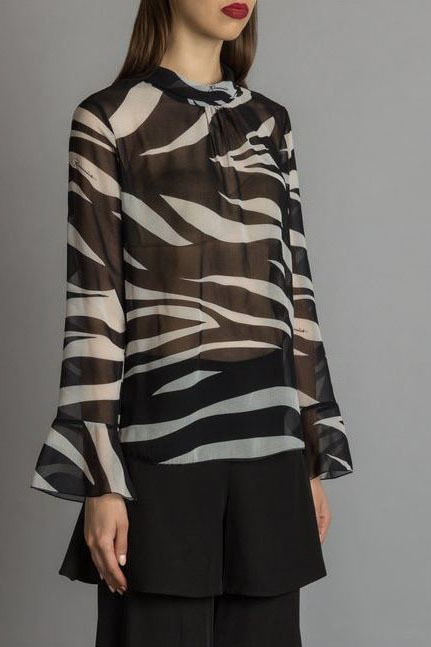 rinascimento blouse zwart