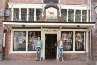 Kelly Men - Hoorn