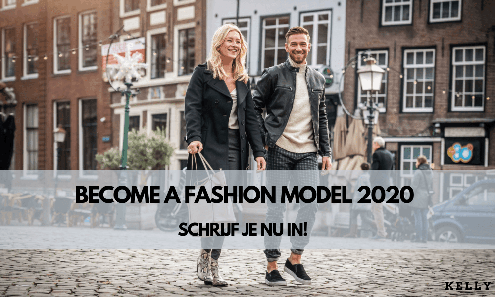 Become a Fashion Model 2020