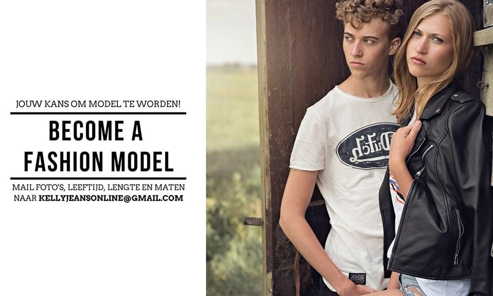 Become a Fashion Model 2018