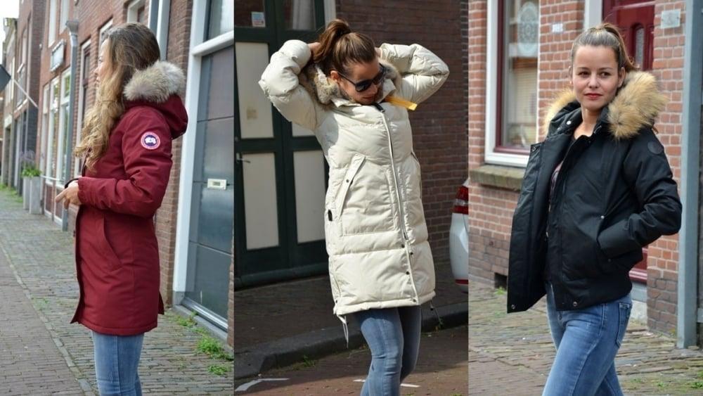 Nieuwe collectie winterjassen 2016/2017