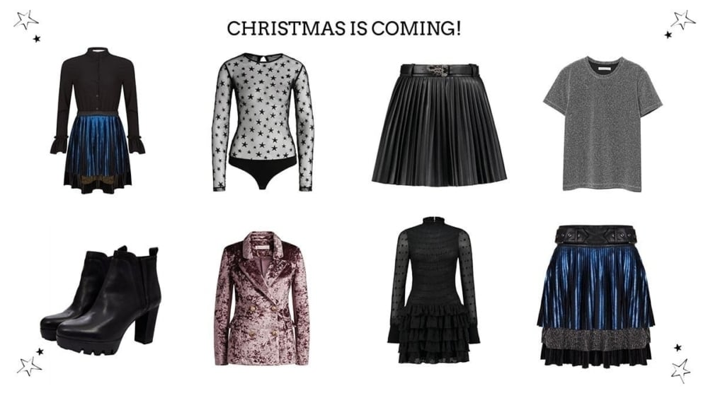 Kerst outfit inspiratie dames