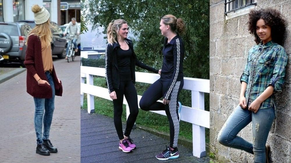 Modetrends dames najaar 2016/2017.