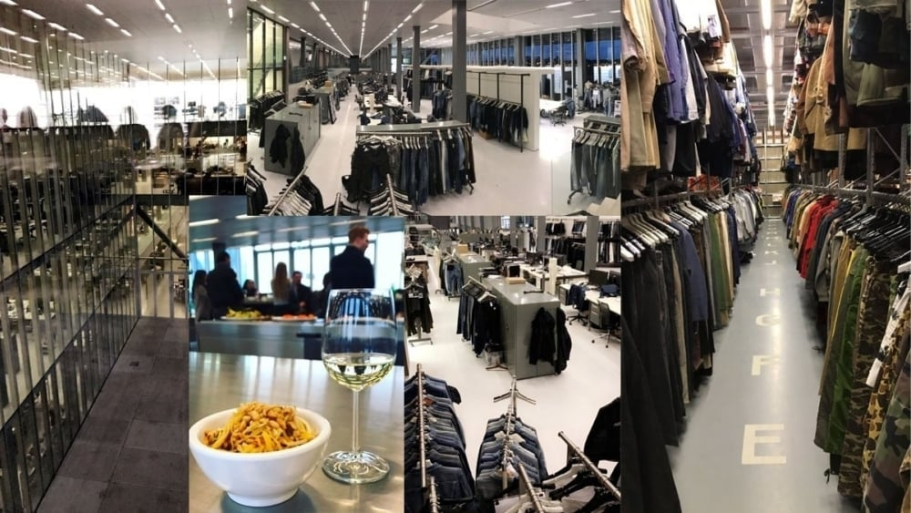G-Star RAW Amsterdam Office Tour