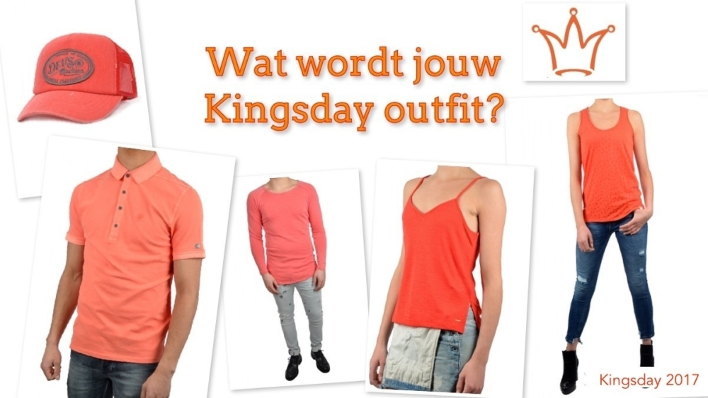 Kingsday outfit inspiratie