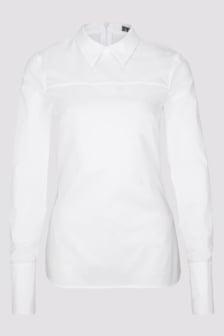 Drykorn iba blouse white