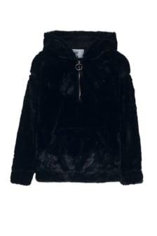 Sixth june fleece oversized hoodie