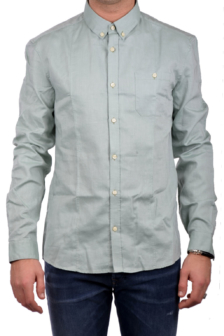 Drykorn alex shirt green