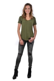 Catwalk junkie maven t-shirt avocado