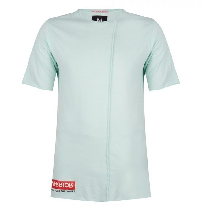 Owww isha shirt mint groen - Once We Were Warriors