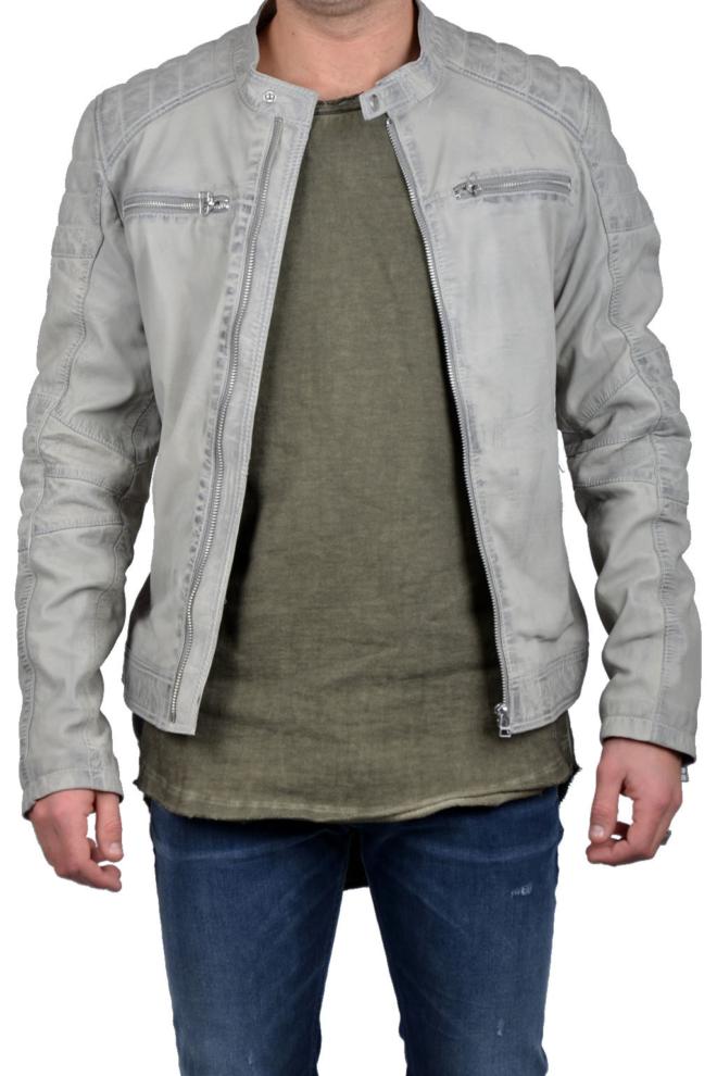 Goosecraft jacket965 stone grey - Goosecraft