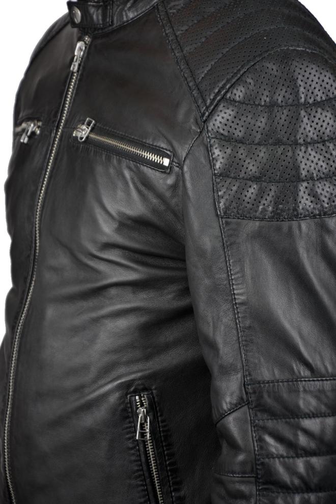 Goosecraft birmingham biker black - Goosecraft