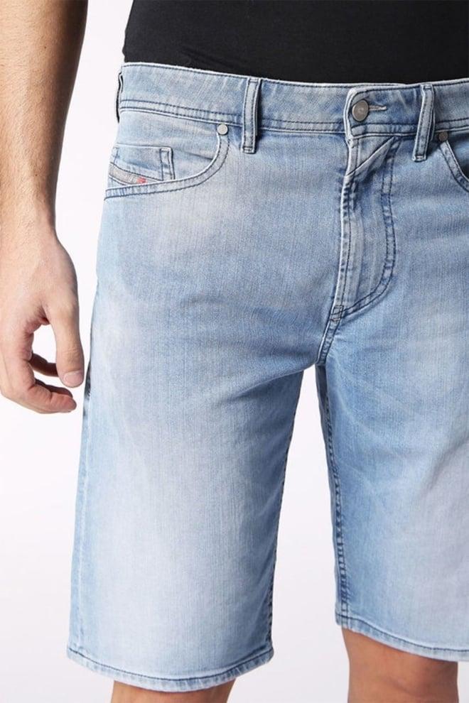 Diesel thoshort shorts stone washed - Diesel