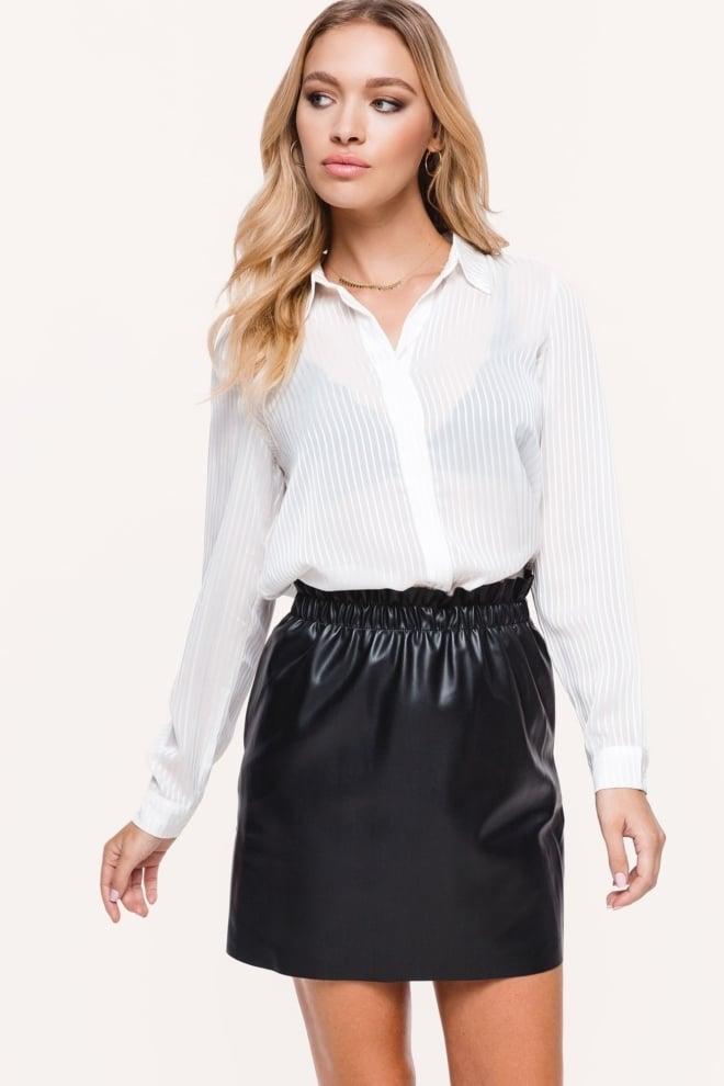 Loavies be ready white blouse - Loavies