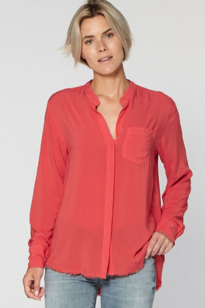Circle of trust lola blouse rood - Circle Of Trust