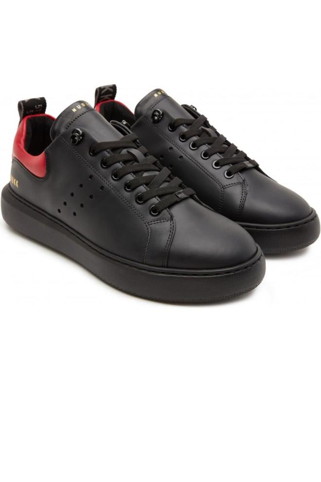 Nubikk scott phantom sneakers zwart - Nubikk