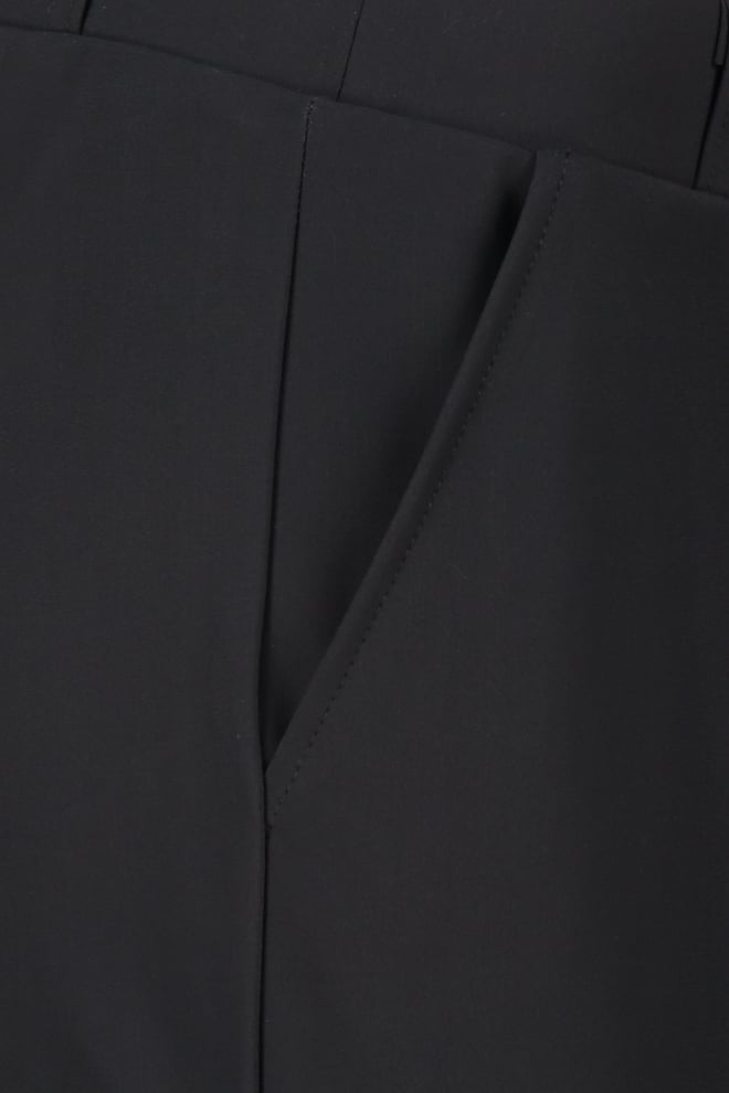 Studio anneloes flo bonded trousers zwart - Studio Anneloes