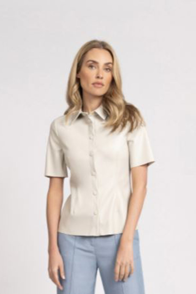 Fifth house magno blouse almond - Fifth House