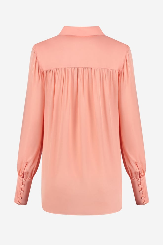 Fifth house renze blouse apricot - Fifth House