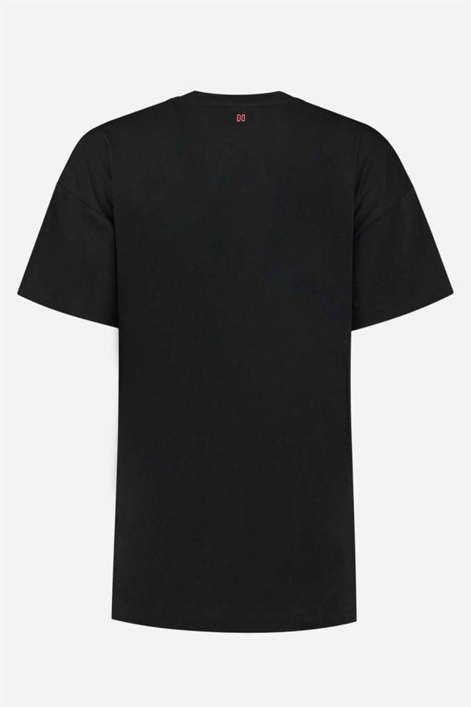 Nikkie panther long t-shirt - Nikkie