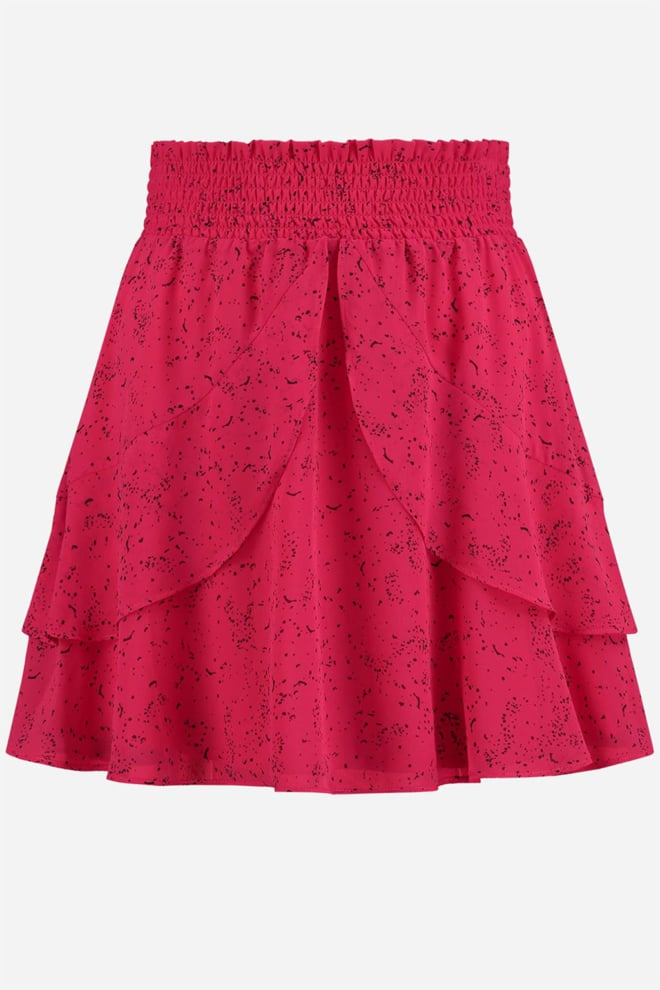 Nikkie roze fayen skirt - Nikkie