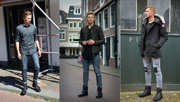Musthave: Heren boots!