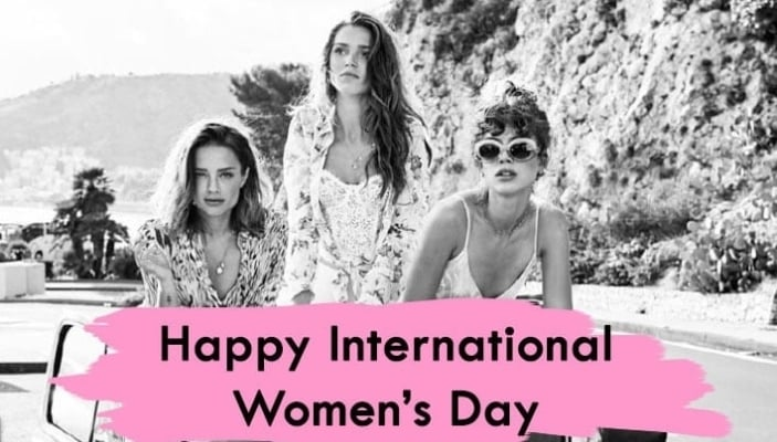 International Women's Day Korting