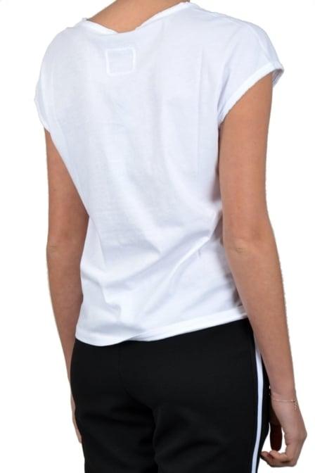 Tigha logo t-shirt white