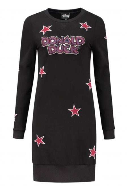 Nikkie donald duck sweatdress