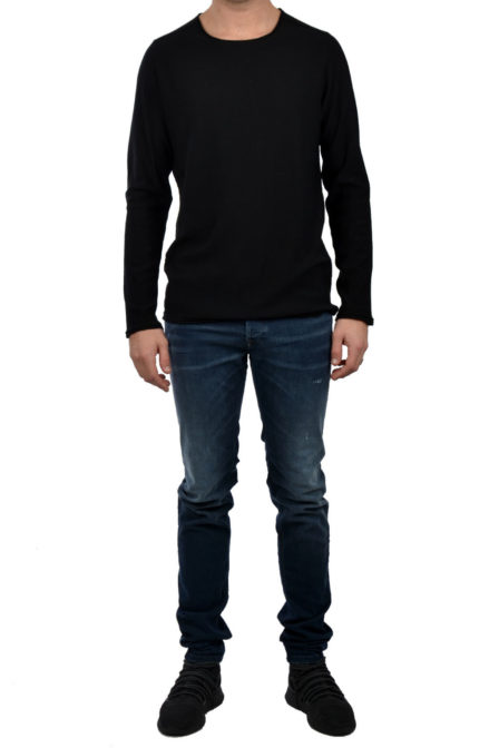 Drykorn rik sweater black