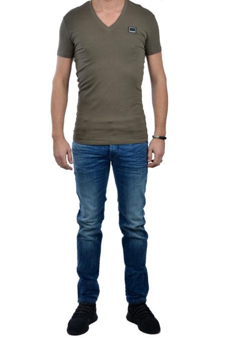 Antony morato shirt army green
