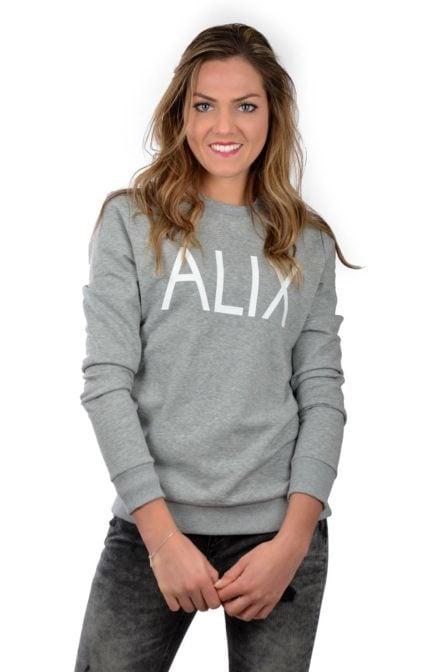 Alix sweater light grey