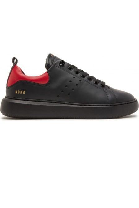 Nubikk scott phantom sneakers zwart