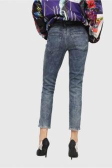 Diesel babhila 086aq jeans blauw