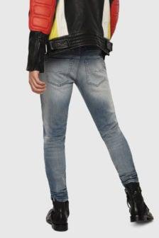 Diesel d-blazer 81ap jeans blauw