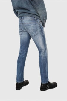 Diesel thommer 81as jeans blauw