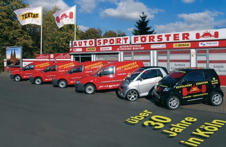 Autosport Förster Köln Autoteile und -zubehör Köln | koeln.de