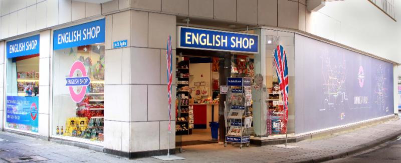 795dbe950eafde Der English Shop ist ein Stück original britischer Lebenskultur. Das  Unternehmen mit Sitz in Köln wurde 1995 gegründet.