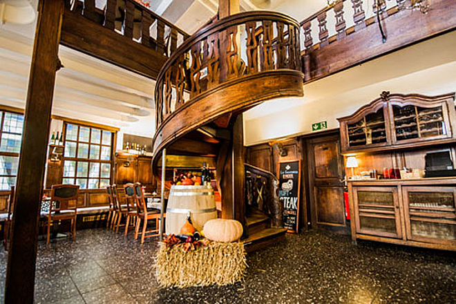 Das kleine Stapelhäuschen Köln Restaurants Köln | koeln.de