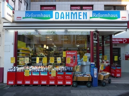 Reformhaus Köln Ehrenfeld