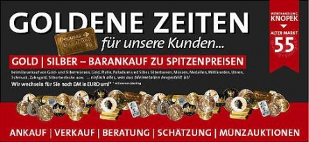 Münzhandlung Knopek Goldhandel Auktionshaus In Köln Köln Münzen