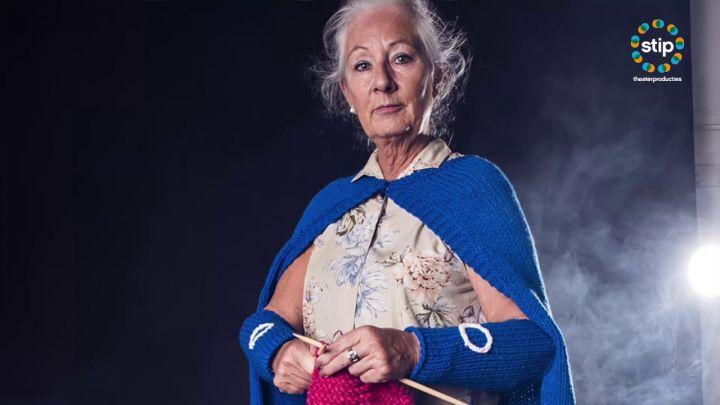 Superoma door Anne Maike Mertens / STIP — De Krakeling, theater voor de jeugd te Amsterdam