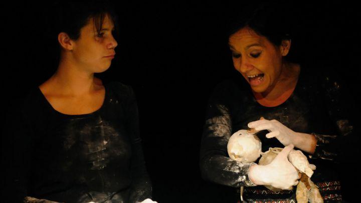 NÃO NÃO door Le Vent des Forges (FR) — De Krakeling, theater voor de jeugd te Amsterdam