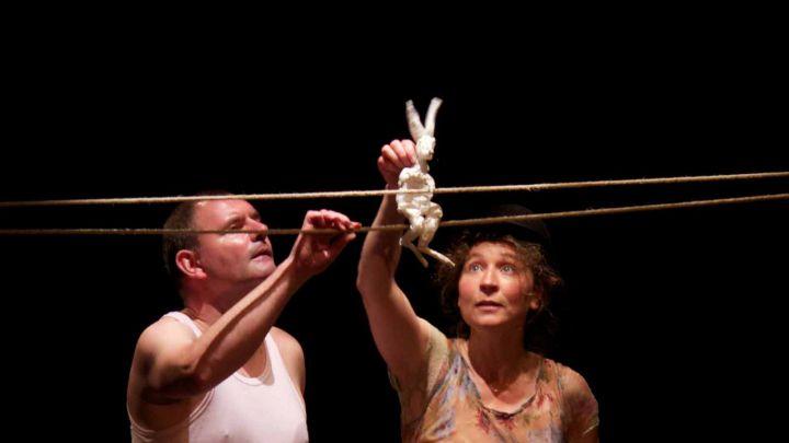 Ssst! door florschütz & döhnert (DE) — De Krakeling, theater voor de jeugd te Amsterdam
