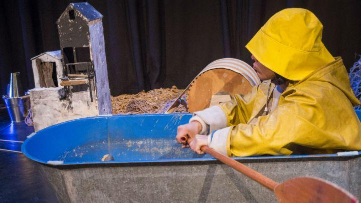 Walvisjong door Simone de Jong — De Krakeling, theater voor de jeugd te Amsterdam