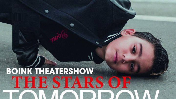 The Stars of Tomorrow door De Vrienden van BO!NK — De Krakeling, theater voor de jeugd te Amsterdam