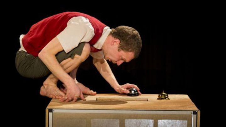 Kluizelaar door Simone de Jong — De Krakeling, theater voor de jeugd te Amsterdam