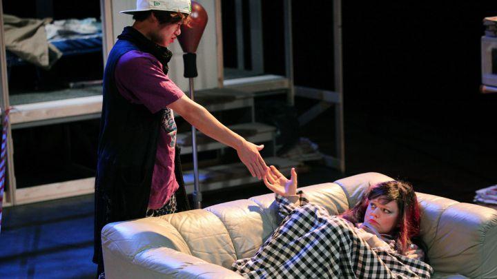 Spijker door De Toneelmakerij  — De Krakeling, theater voor de jeugd te Amsterdam